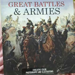 Great Battles and Armies (The key events)