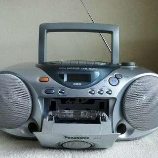 Panasonic Combo Player