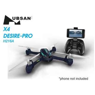 Hubsan H216A X4 Star Pro GPS DRONE