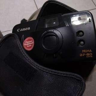 Canon 老相機