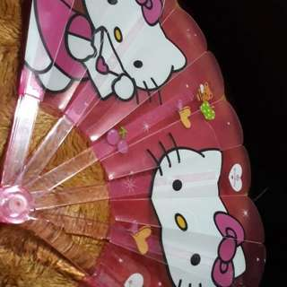 HK Fold Fan