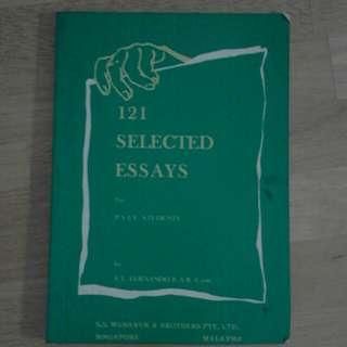 121 Essays