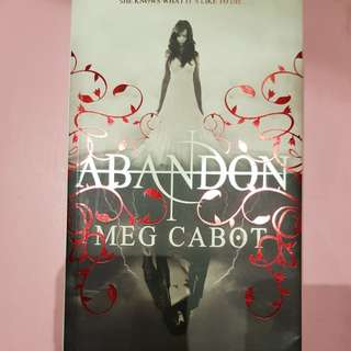 Abandon by Neg Cabot