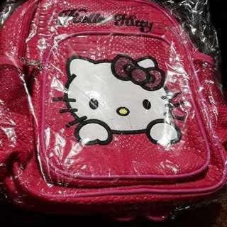 HK Kiddie Back Pack ( Fuschia Pink )