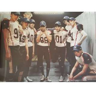 [WTS]EXO Official Poster
