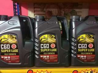 BARDAHL C60 ENGINE OIL &  INJECTOR CLEANER