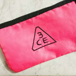 3CE makeup Bag