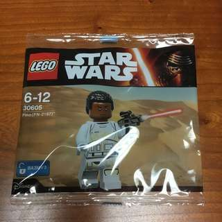 Lego Star Wars 30605 Finn Polybay Sealed