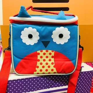 NEW Insulated Sling Bag - Owl Design