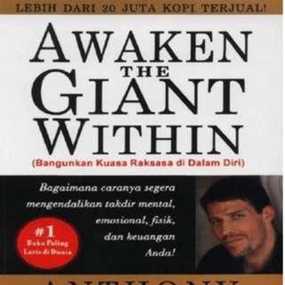 Awaken The Giant Within (Bangunkan Kuasa Raksasa di Dalam Diri)