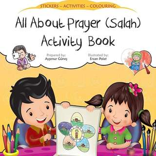Discover Islam Sticker Activity Books