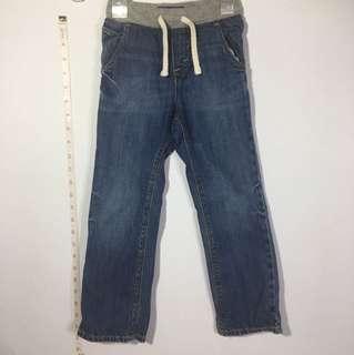 Old Navy Garters Blue Jeans