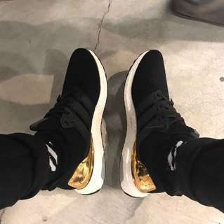 Ultra Boost 4.0 Gold Medal Sample