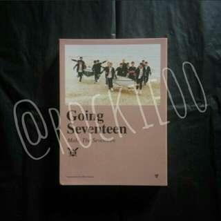 [SEVENTEEN] Going Seventeen 3rd Mini Album