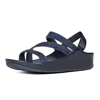 BRAND NEW  FitFlop Crystall Z-Strap Sandal