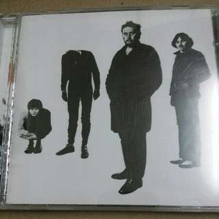 Music CD: The Stranglers ‎– Black And White