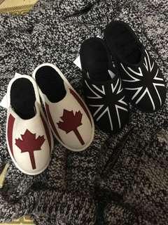小童可愛拖鞋