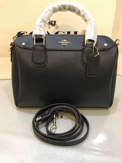 Original coach women Handbag sling bag mini Bennett
