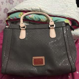 Guess bag grey