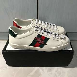 [Customer's Order] Gucci Ace Lightning Sneakers EU 43