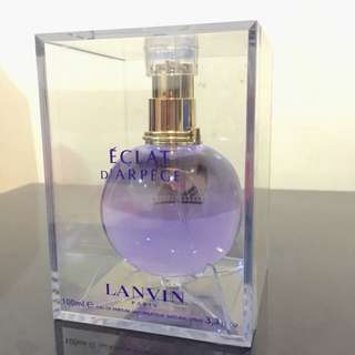 100% Authentic Eclat Lanvin (100ml)