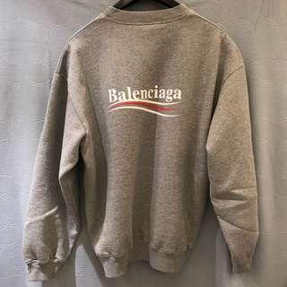 Balenciaga Print Sweater