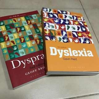 Dyslexia / Dyspraxia