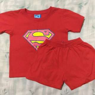 SUPERMAN RED TERNO