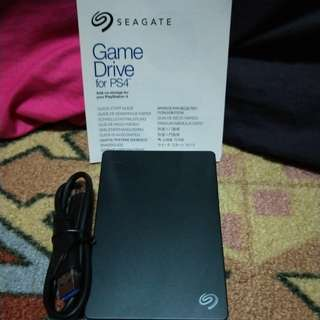HDD Game Drive For PS4