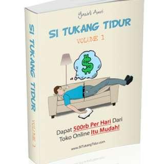 Ebook Si Tukang Tidur Volume 1
