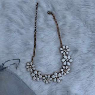 For Me Floral Necklace