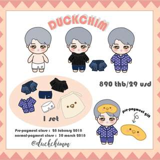 [MY GO] @Duckchimm and @kumamin_n dolls