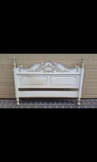 French shabby chic vintage style bedroom furniture package