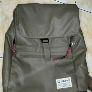 Tas backpack bodypack prodigers series