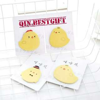 [Fast Deal Clearance] 50 Chick Post It