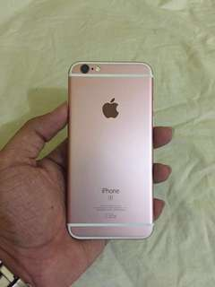 ONHAND Iphone 6s 64gb Rosegold