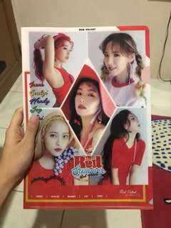 File map kpop red velvet