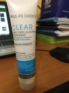 Paula's Choice Clear Daily Skin Clearing Treatment