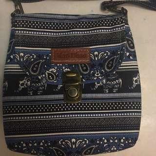 泰國小斜咩袋Small bag from Thailand