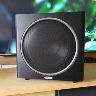 "Selling Polk Audio Psw125 12"" subwoofer"