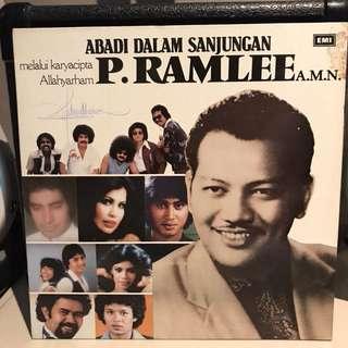 Abadi Dalam Sanjungan P. Ramlee A.M.N (Tribute Album by Various Artis)