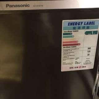 Panasonic雪櫃 9成新 少用