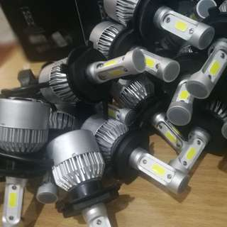 💡LED Putih Headlight Bulb High/Low Beam PnP Y15ZR🏍