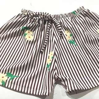 Summer shorts for kids floral