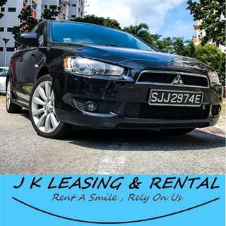 *HOT ITEM PROMO* MITSUBISHI LANCER EX UBER GRAB RENT RENTAL GLS GLX SEDAN HATCHBACK MPV SUV