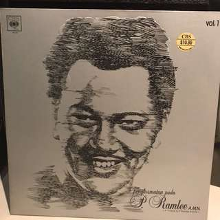 Penghormatan pada P. Ramlee A.M.N (Instrumental Album)