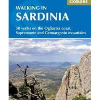 Walking in Sardinia, 50 Walks in Sardinia's Mountains