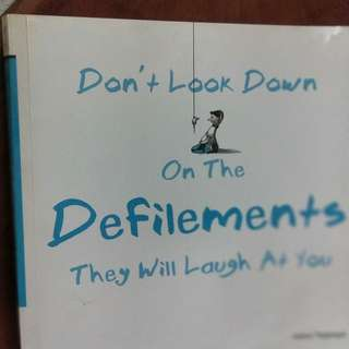 Don't Look Down On The Defilement *FOC*