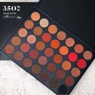 Sale! Morphe 35o2 Second Nature Eyeshadow Palette