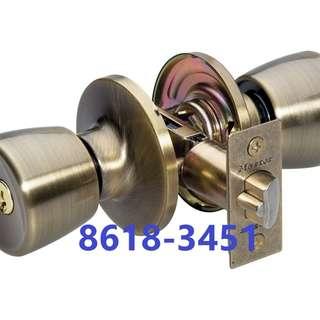 Registered Locksmith